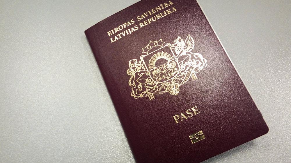 Краткосрочная виза в Латвию